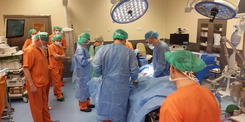 Warsztaty laparoskopii ginekologicznej w Elblągu