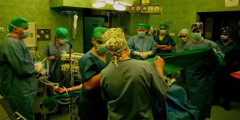 Warsztaty laparoskopowe dedykowane urologom.
