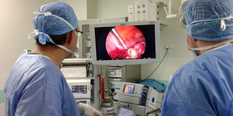 Świętokrzyske Centrum Onkologiczne – warsztaty laparoskopii ginekologicznej